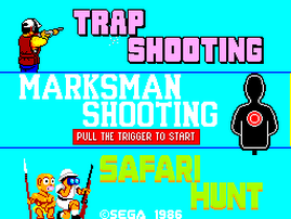 Trap Shooting - Marksman Shooting - Safari Hunt