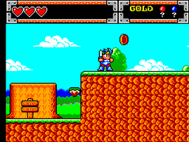 Wonder Boy 5 - Wonder Boy in Monster World