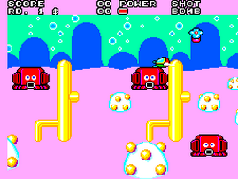 Fantasy Zone 2 - The Tears of Opa-Opa